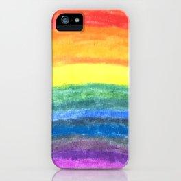 #lovewins iPhone Case