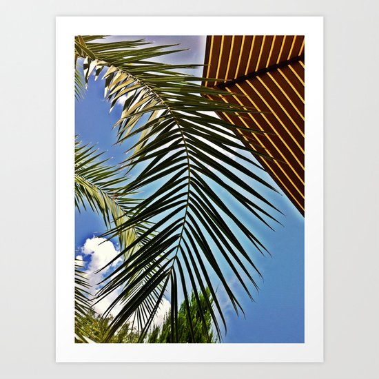 Summer 2.0.1.2. Art Print