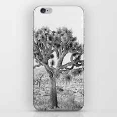 Joshua Tree Giant by CREYES iPhone & iPod Skin