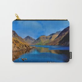 Wastwater English Lake District Carry-All Pouch