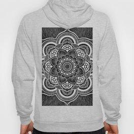 Mandala Slate Gray Colorburst Hoody