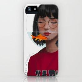 Kanashii iPhone Case