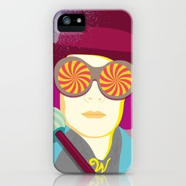 Tim Burton's 'Charlie and the Chocolate Factory' iPhone Case
