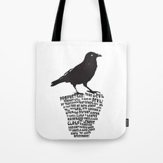 poe-try 2 Tote Bag