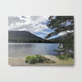 Peace in Connemara Metal Print