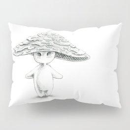 Toadstool Mushie Pillow Sham