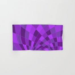 Camaïeu (I) [ Lilac-purple ultra-violet] Hand & Bath Towel