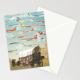 Over There Yonder Stationery Cards