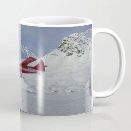 Otter Landing Ruth Glacier Coffee Mug