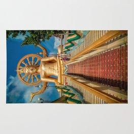 Lord Buddha Rug