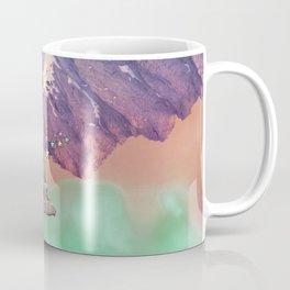 Pastel Rockets Coffee Mug