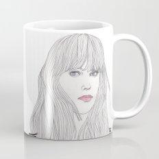 Pastel Girl 1 Mug