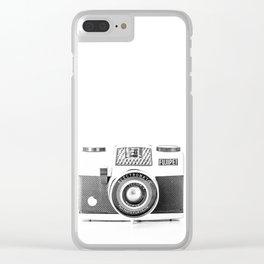 Vintage Camera: Fujipet EE Clear iPhone Case