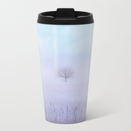 Pastel vibes 53 Metal Travel Mug