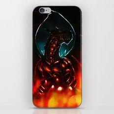Red Dragon iPhone & iPod Skin