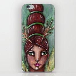 Carla iPhone Skin