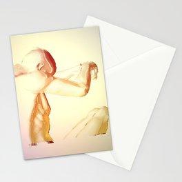 Paralyzed Paradise Stationery Cards