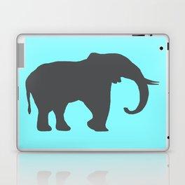 Simplistic Elephant Laptop & iPad Skin