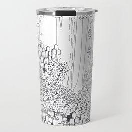 Drawing Blanks Travel Mug