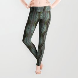 DOUGLAS FIR FOREST ON MOUNT PICKETT ORCAS ISLAND Leggings