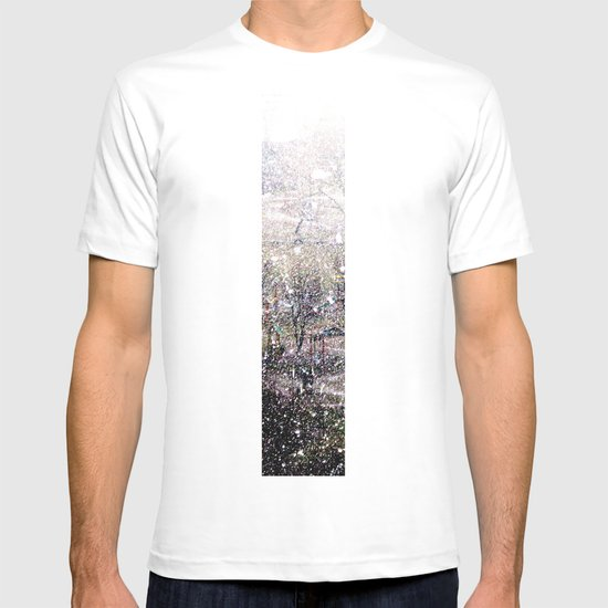 Snow in early fall(1)  T-shirt