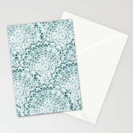 ACQUA FESTIVAL MANDALAS Stationery Cards