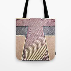 Justice Cross Tote Bag