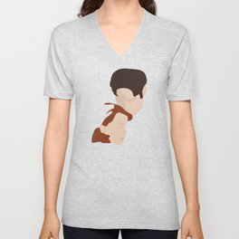 The Truth Will Save You Unisex V-Neck