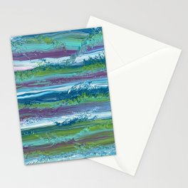 Waves 2 Stationery Cards