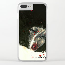 LGHTS Clear iPhone Case
