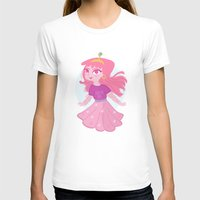princess bubblegum T-shirts featuring Bubblegum by Pilotinta