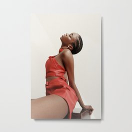 Eugena W Metal Print