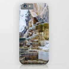 Yellowstone Hot Springs iPhone 6s Slim Case