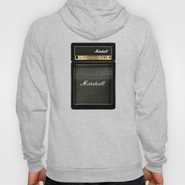 Gray amp amplifier Hoody