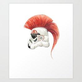 Storm the Trooper Art Print