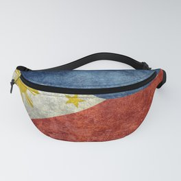 Philippines Grungy flag Fanny Pack