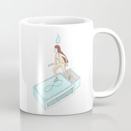 Match Girl Coffee Mug