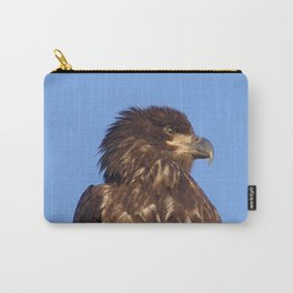 Golden Eagle on the Kenai Carry-All Pouch