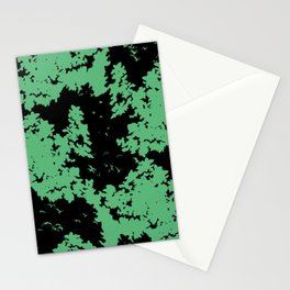 Song of nature - Night Stationery Cards