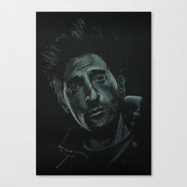 Adrien Brody Canvas Print