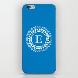 The Circle of E iPhone Skin