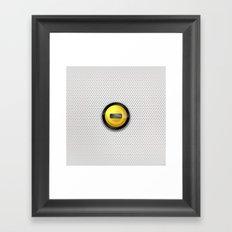 sage mode Framed Art Print