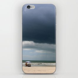 A Peaceful Day At The Seaside iPhone Skin