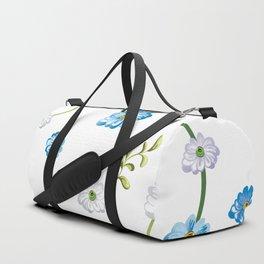 Spring Flowers, Nature 44 Duffle Bag