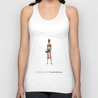 colombia Tank Tops featuring tsoL ~ Colombia  by FiVe