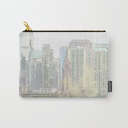 Lackawanna - Hoboken Terminal Carry-All Pouch