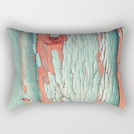 Old Wood 08 Rectangular Pillow