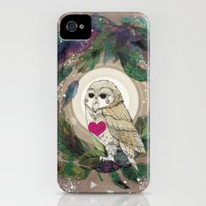 The Great Owl Slim Case iPhone (4, 4s)