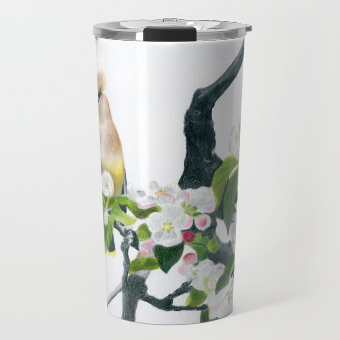 Amongst the Blossoms by Teresa Thompson Travel Mug