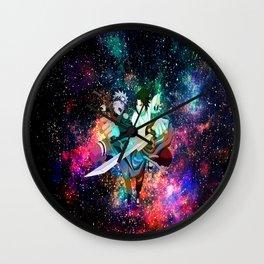 battle Wall Clock
